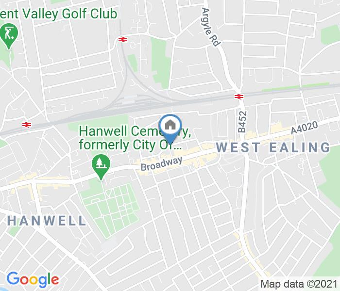 1 Bed Flat, West Ealing, W13