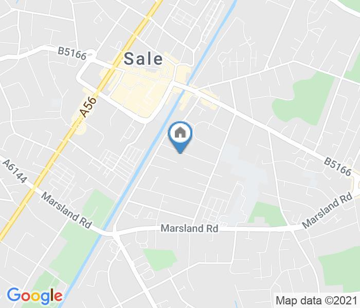 Room in a Shared House, Baxter Road, M33