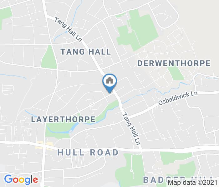 Room in a Shared House, Alcuin Avenue, YO10