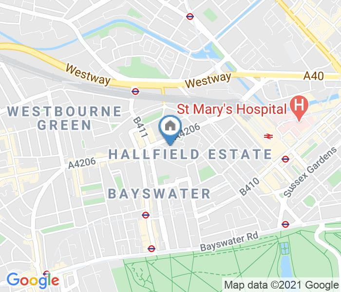 Room in a Shared Flat, Lynton House, W2