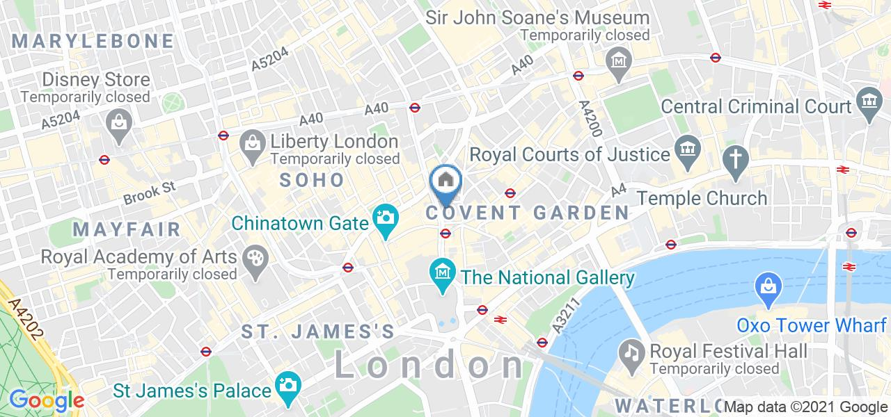 2 Bed Flat, Charing Cross Road, WC2H
