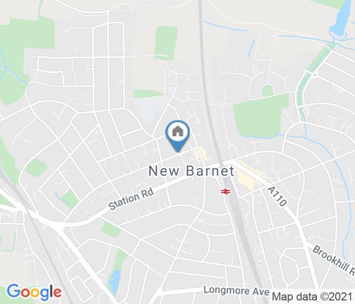 Studio Flat, Leicester Road, EN5