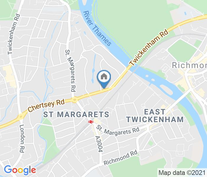 1 Bed Flat, The Avenue, TW1