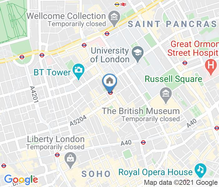 2 Bed Flat, Karridale Mansions, W1T