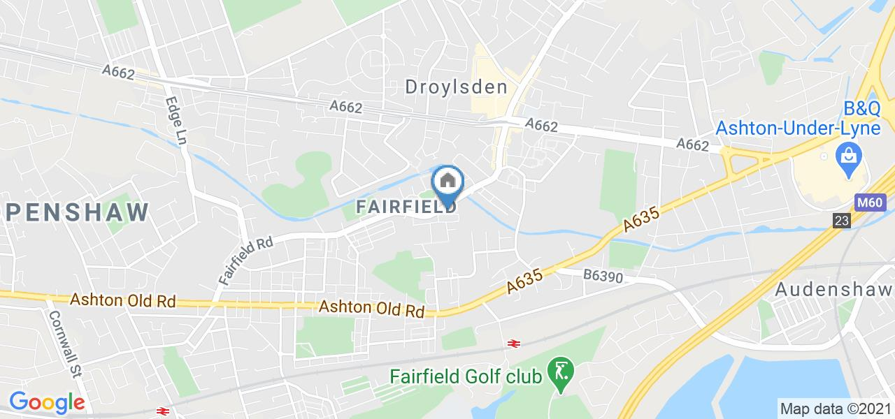 2 Bed End Terrace, Fairfield Road, M43