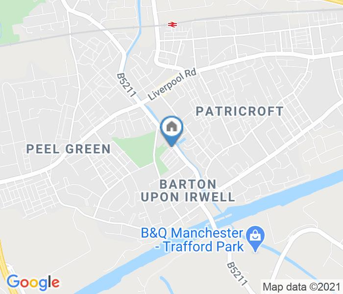 Room in a Shared House, Barton Road, M30