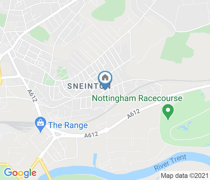 Room in a Shared Flat, Colwick Road, NG2