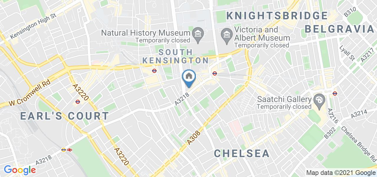 2 Bed Flat, Manson Place, SW7