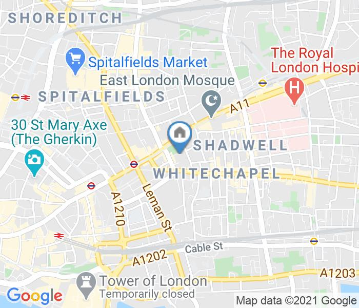 3 Bed Flat, Naylor Building East, E1