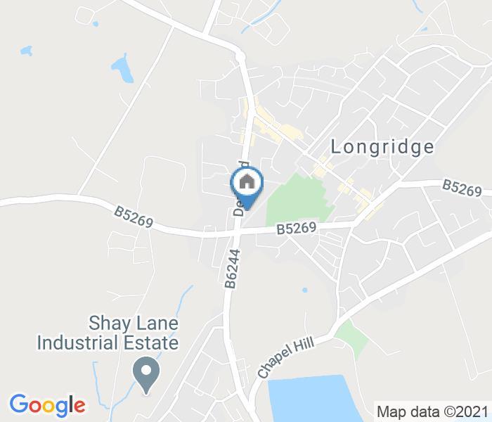 1 Bed Flat, Towneley Road West, PR3