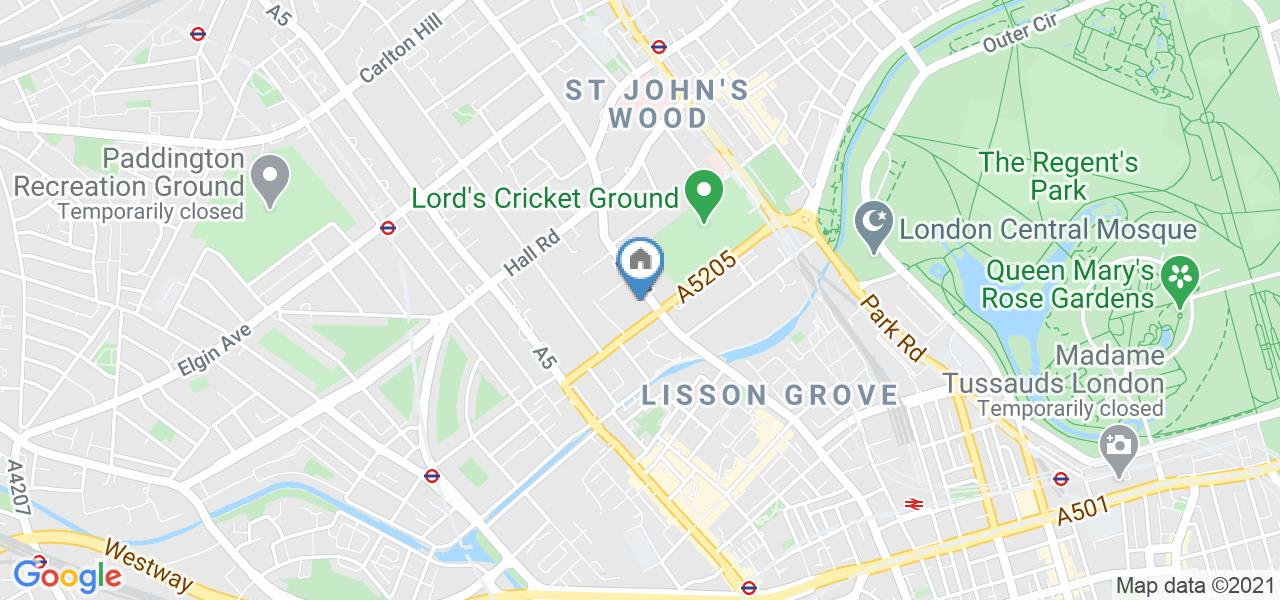 1 Bed Flat, Grove End House, NW8