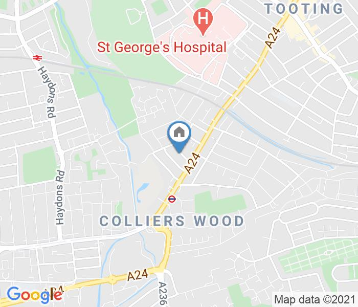 Room in a Shared Flat, Colliers Wood, SW19