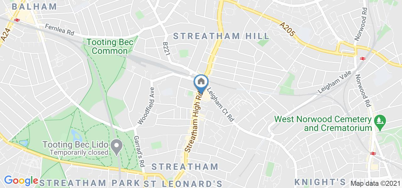 2 Bed Flat, Streatham High Road, SW16