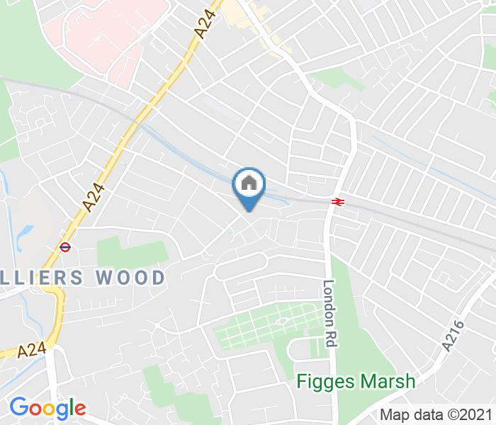 1 Bed Flat, Colliers Wood, SW19
