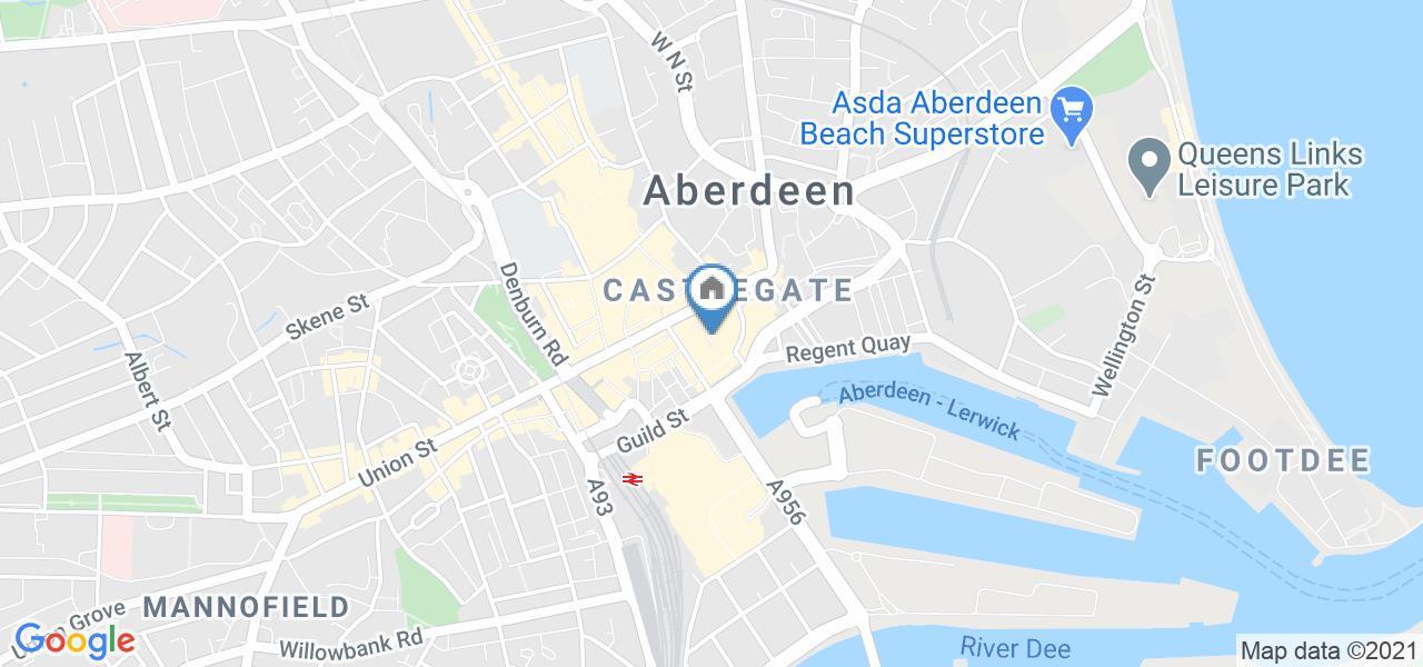 1 Bed Flat, Adelphi Lane, AB11
