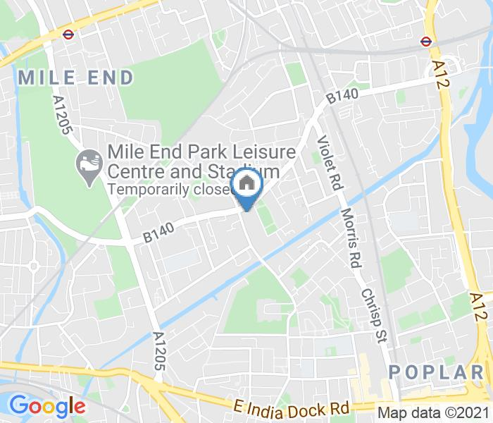 Room in a Shared Flat, Devons Road, E3