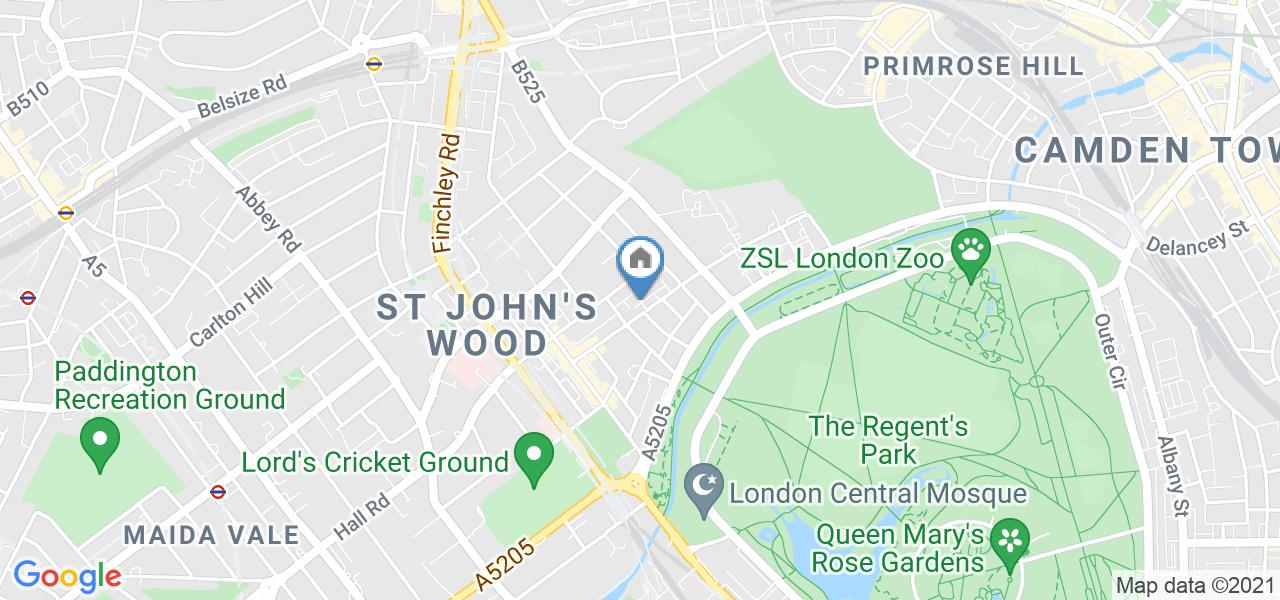 3 Bed Flat, Pettie House, NW8