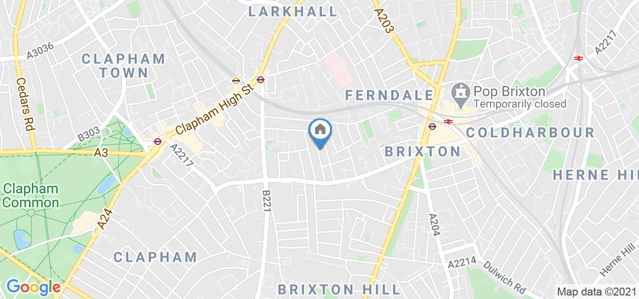 3 Bed Flat, Corrance Road, SW2