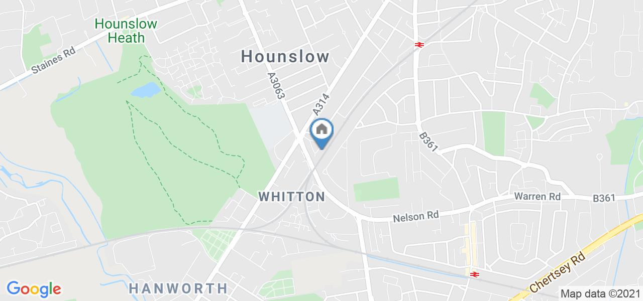 Room in a Shared House, Nelson Gardens ( ), TW3