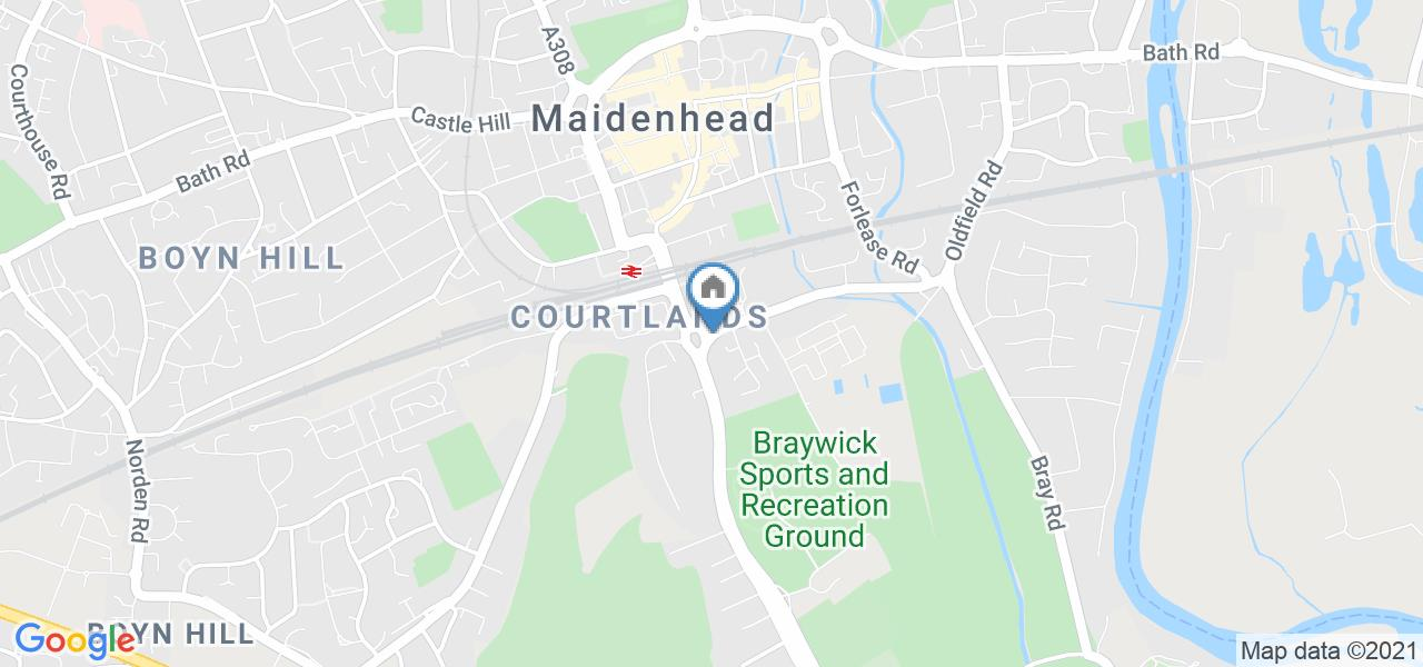 2 Bed Flat, Brayfields 7 Braywick Road, SL6