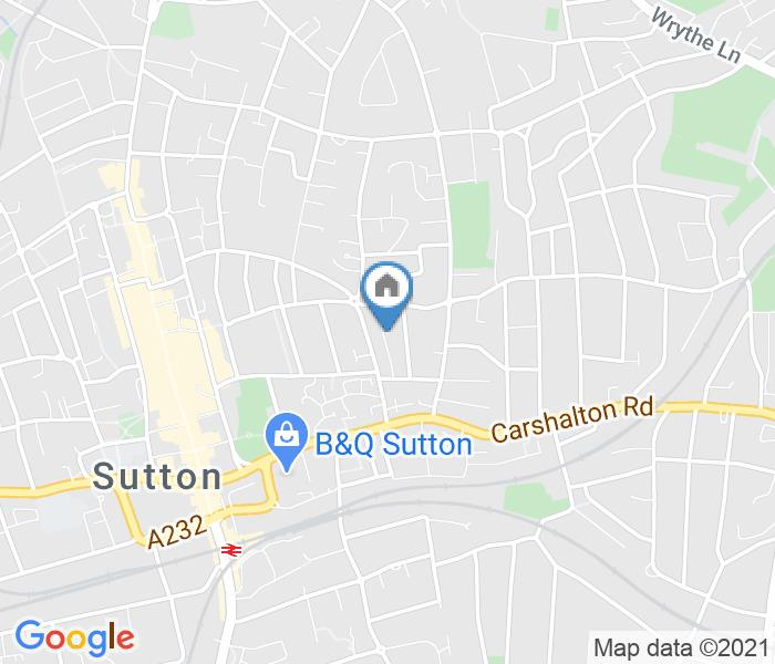 1 Bed Flat, Palmerston Road, SM1