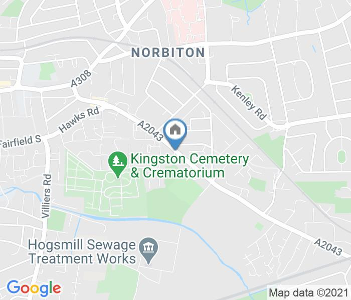 3 Bed Flat, Lime Court, KT1