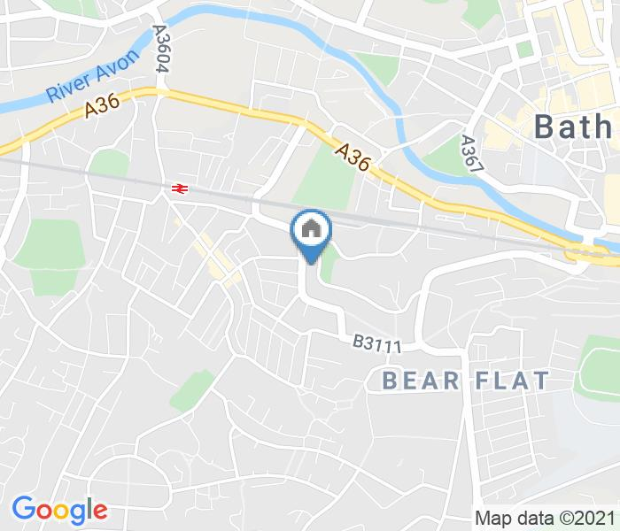 Bedsit, Upper Oldfield Park, BA2