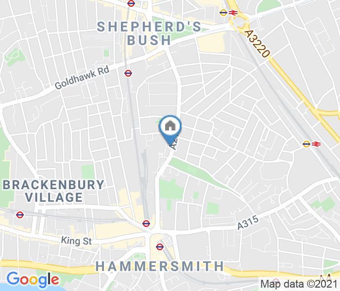 1 Bed Flat, Hammersmith Grove, W6