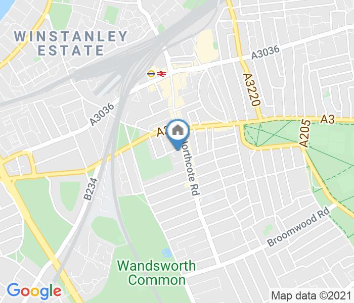 2 Bed Flat, Cairns Road, SW11