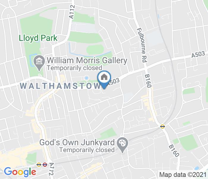 2 Bed Flat, Hallingbury Court, E17
