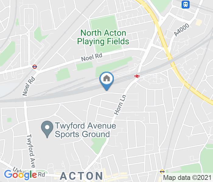 1 Bed Flat, Lynton Road, W3