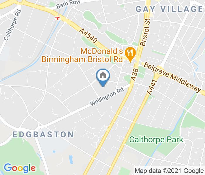 Room in a Shared House, Cambridge Crescent, B15