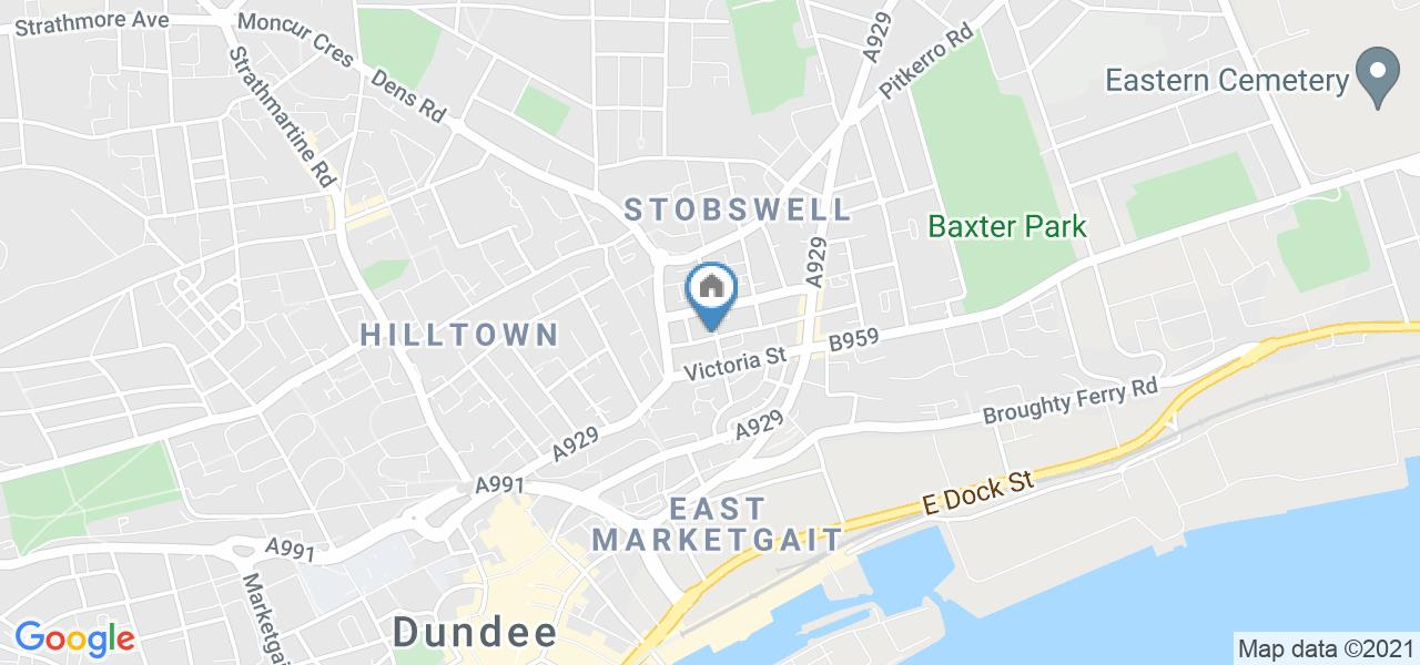 1 Bed Flat, Brown Constable Street, DD4