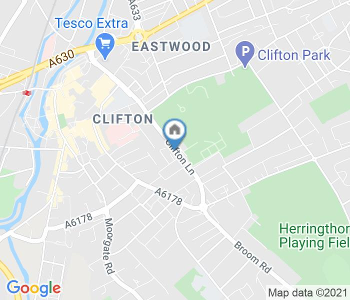 Room in a Shared House, Clifton Lane, S65
