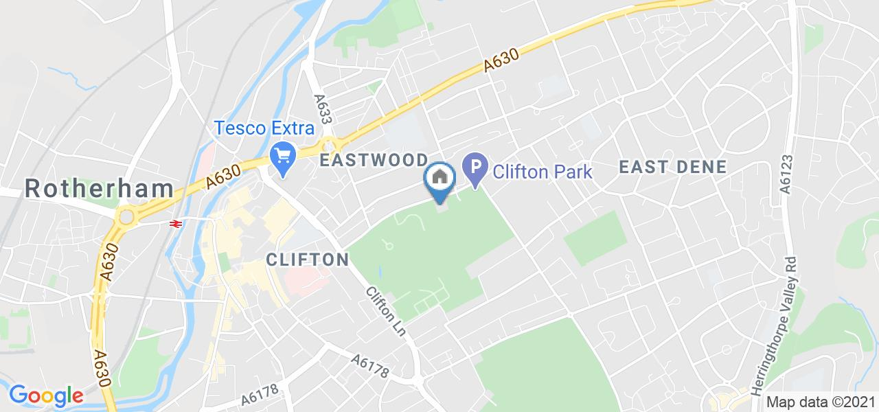 Room in a Shared House, Clifton Park View, S65