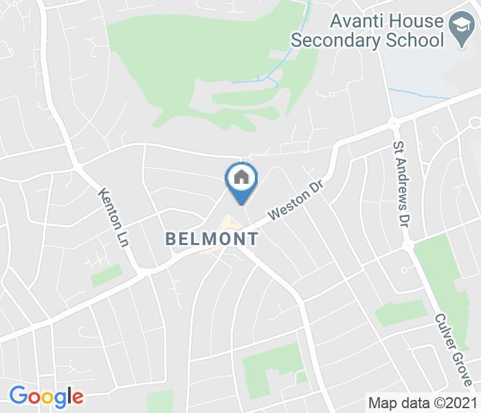 4 Bed Semi-Detached House, Bellamy Drive, HA7