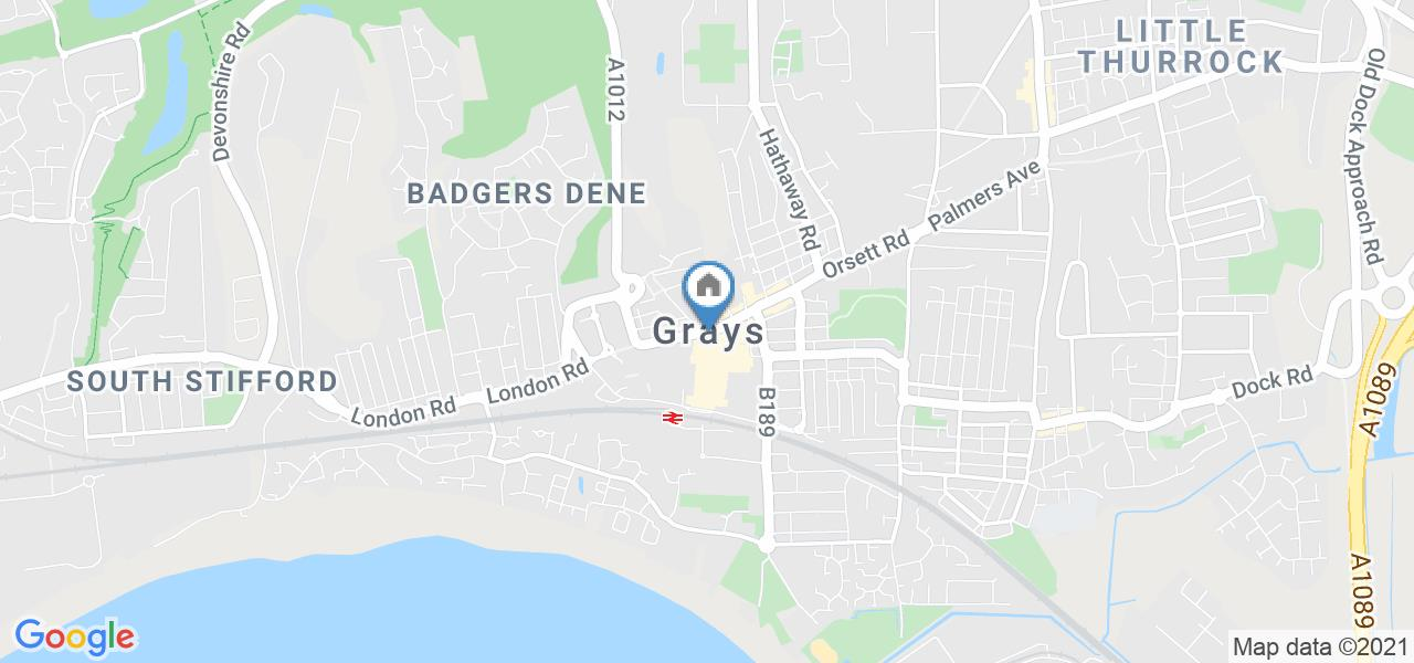 3 Bed Flat, Grays, RM17