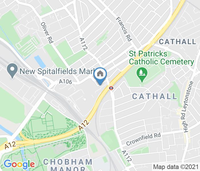 2 Bed Flat, Plaza Heights, E10