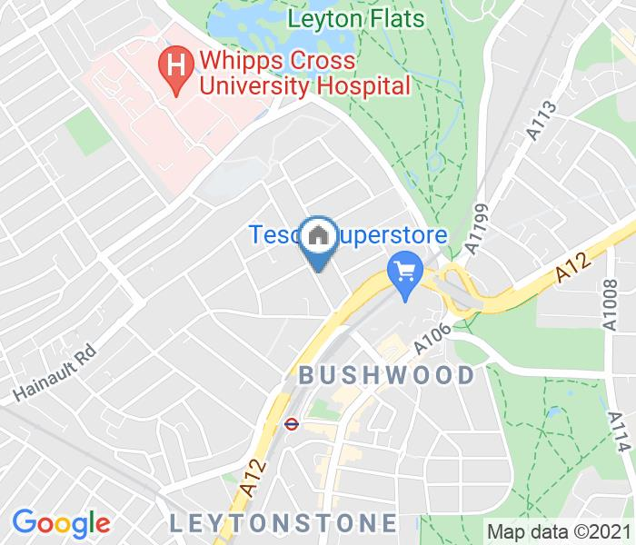 6 Bed Terraced House, Colworth Road, E11