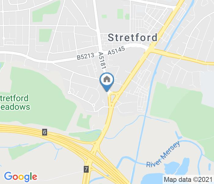 Room in a Shared House, Barton Road, M32