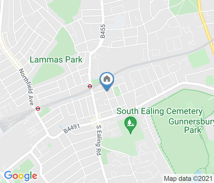 2 Bed Flat, Olive Road, W5