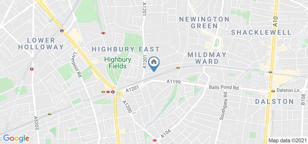 1 Bed Flat, Highbury New Park, N5