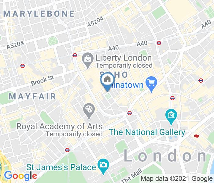 1 Bed Flat, Golden Square, W1F