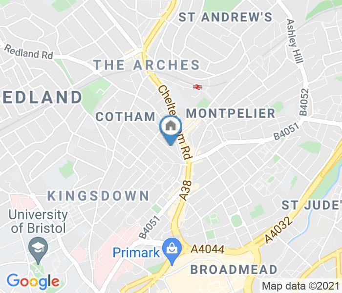 2 Bed Semi-Detached House, Sydenham Road, BS6