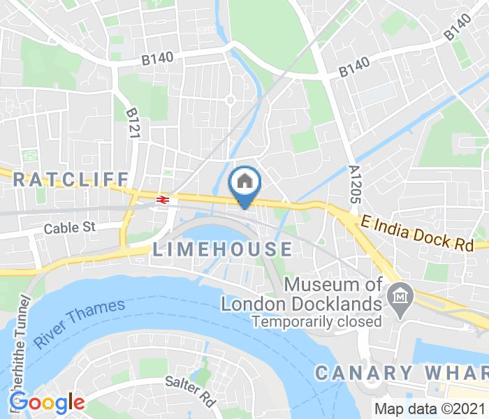 Room in a Shared Flat, Regents Canal House, E14