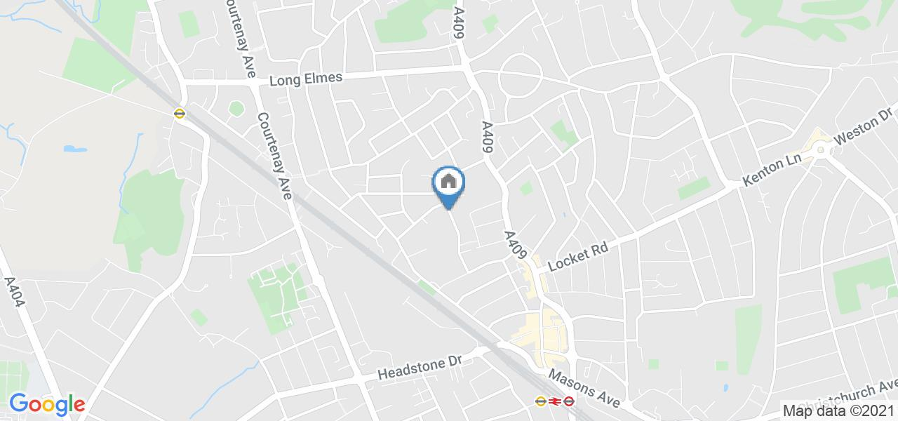 Room in a Shared House, Whitefriars Avenue, HA3