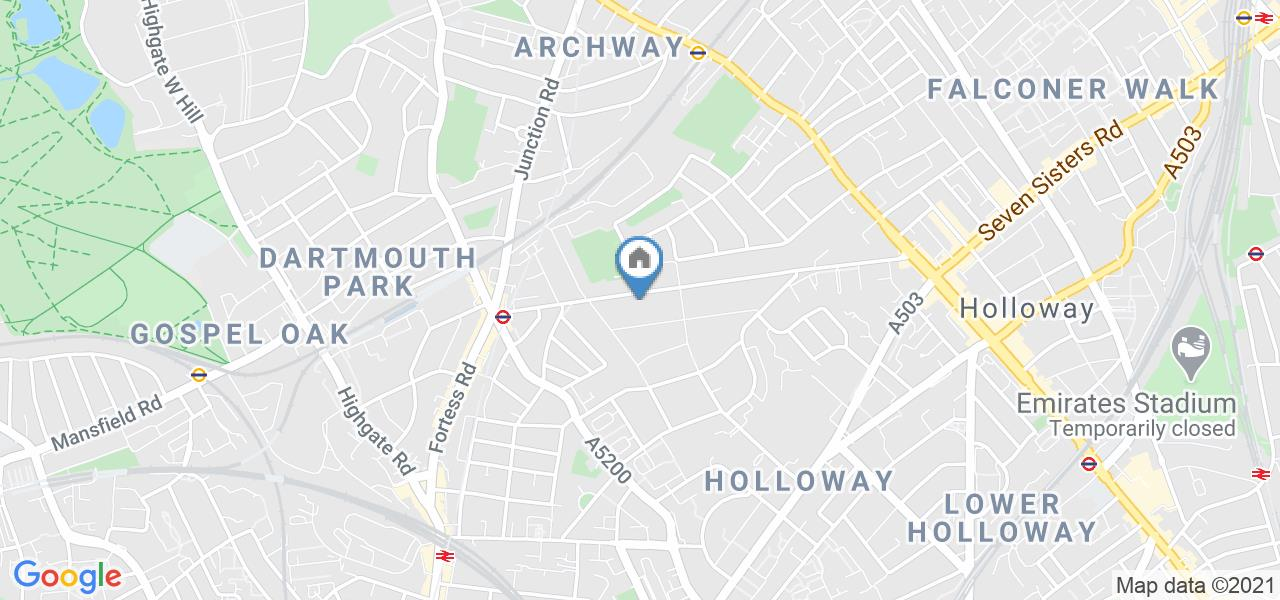 1 Bed Flat, Tufnell Park Road, N7