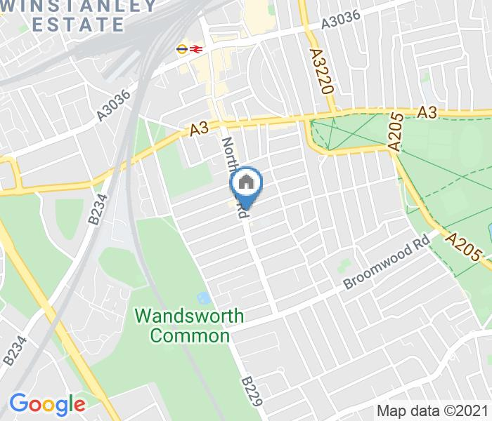 2 Bed Flat, Northcote Road, SW11