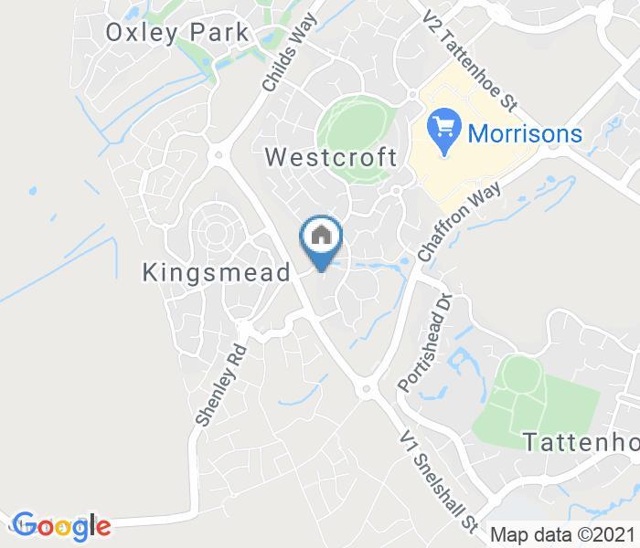5 Bed Detached House, Bridgemere Close, MK4