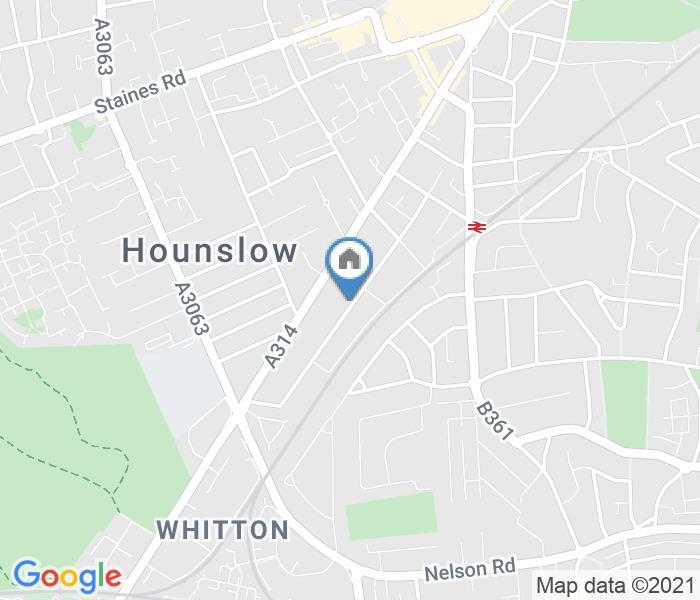 Room in a Shared House, St. Stephens Road, TW3
